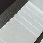 160GSM Skin White Ivory Cover Embossed Paper for Greeting Card