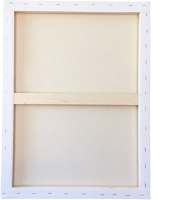 wholesale large blank cotton srtetched canvas art sets for painting