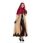 New Style Plus Size Front Open Long Cardigan Abaya Tunic Muslim Kaftan Woman Caftan Dress