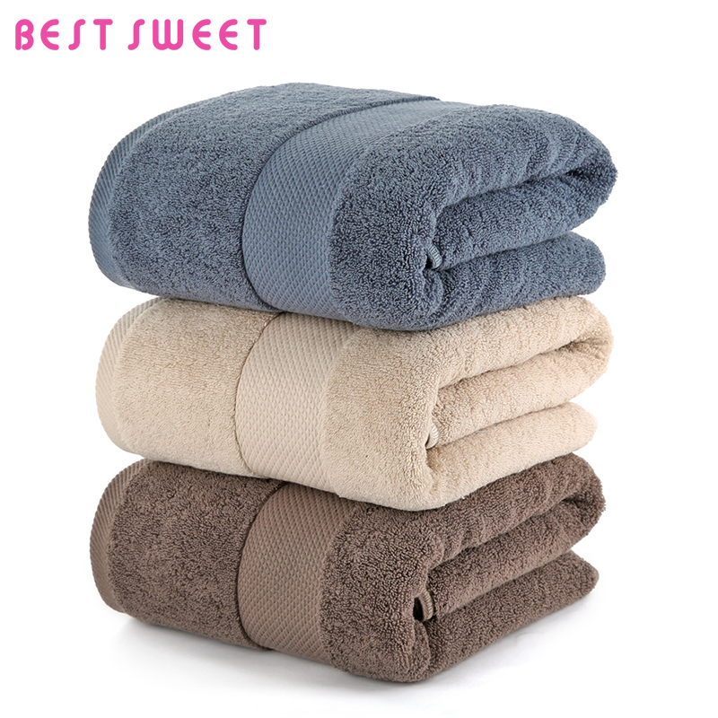China Factory Wholesale High Quality 100% Cotton Bath Towel