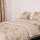 new design hotel bedding set single bed runner for bedroom sale