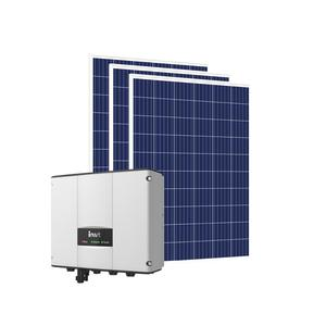 High Efficiency Energy Generator on grid solar system 5kw, Top One Supplier Complete Package grid solar power system