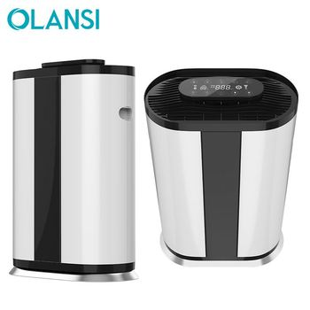 Home Anion high efficiency Air Purifier with True HEPA Filter Ionizer, Air Cleaner for Odor, Dust, Smoke
