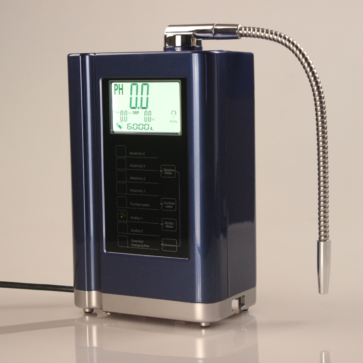 PH Su Ionizer makinesi, EHM-729, Yeni model