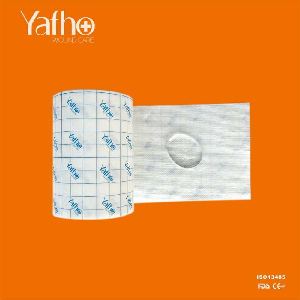 (Yafho)High Quality Medical Nonwoven SURGI-FIX Tape Hypoallergenic Surgical Tape with CE FDA ISO