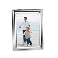 Silver plated Metal Photo Frame