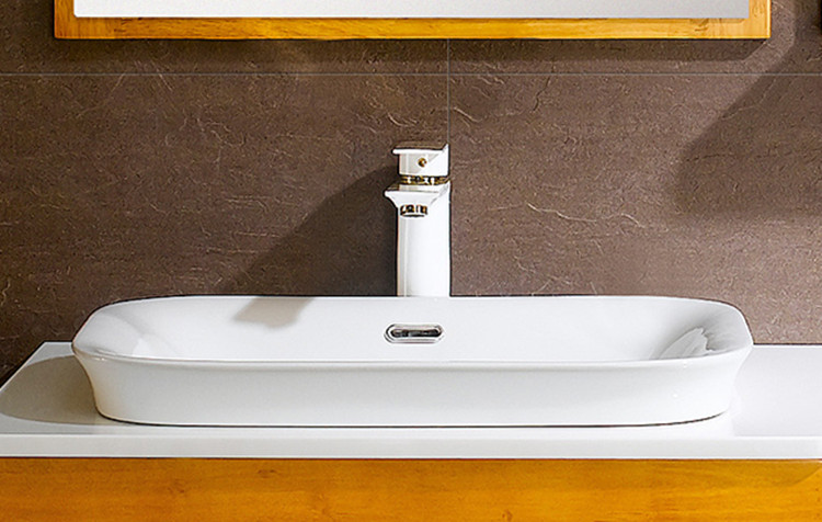 Popular modern decoration ceramic sinks bathroom unique wash basin