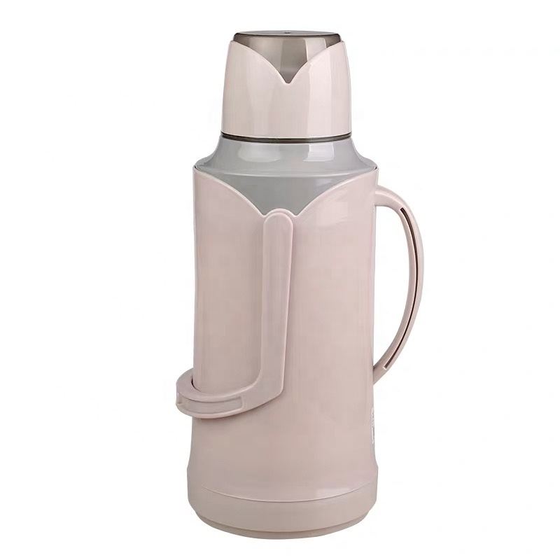 SLWP-3200  3.2 Litre big size household double wall thermos glass refill vacuum