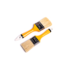 Bristle Brush [ Brushes ] Paint Brush Cheap Wooden Hand Tools Decorative Bristle Paint Brushes