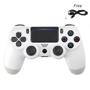 Hot Sell 2020 Excellent ps4 Controller Wireless Fit For Free Fire Video ps4 Console Gamepad