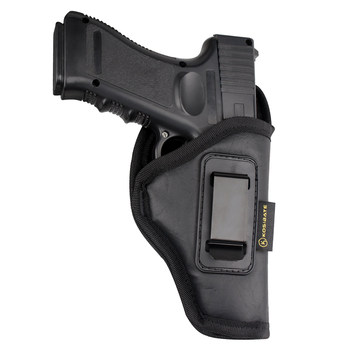 Gun Holster PU Leather Tactical Concealed Carry Holster for Glock 19