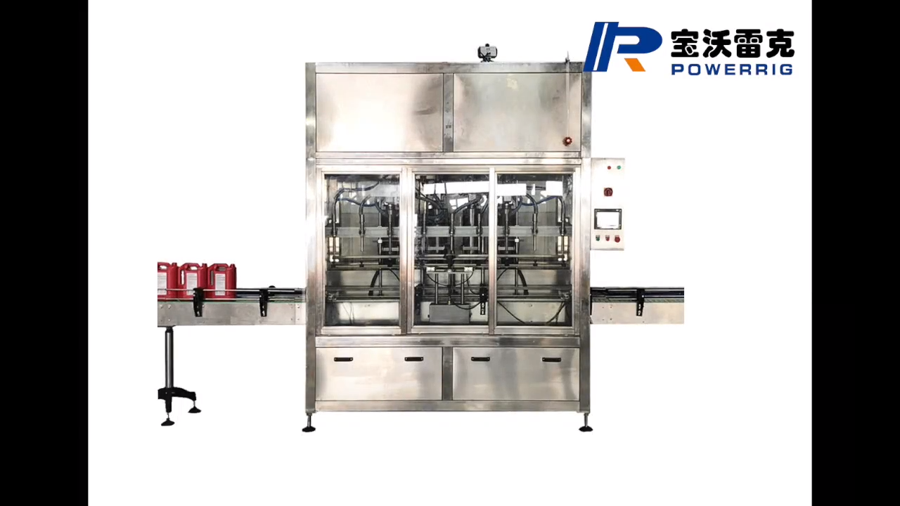 Factory price hot sauce bottle filler packaging machine with CE certificate