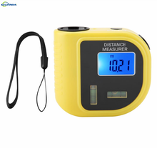 CP-3010 Professionelle Ultraschall Abstand Messen meter digitale Laser Range Finder Pointer Instrument 0,5-18 M
