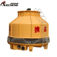 100RT Closed Circle Frp Water Cooling Tower Price