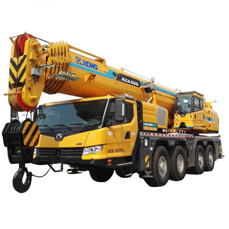Nuevo Venta caliente QY50ka Camión grúa hidráulica de 50