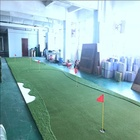Golf Putting Mat Factory Wholesale Custom Sizes Outdoor And Indoor Mini Mat Synthetic Grass Golf Putting Green