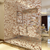 Translucent Eco-friendly Resin Panel Dubai Room Divider Screen
