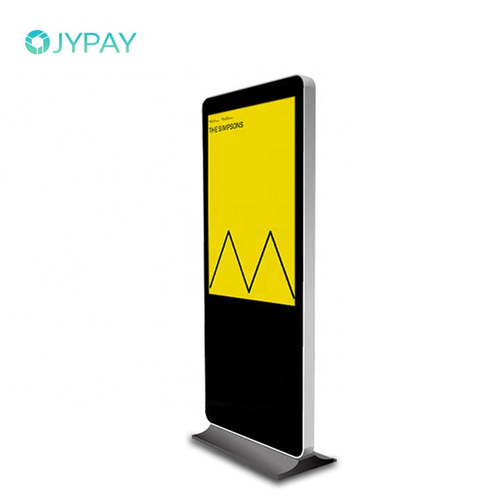43 Inch Touch Screen Wall Mounted Digital Signage