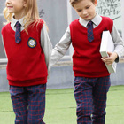 Winter England America USA Canada Custom School Uniform