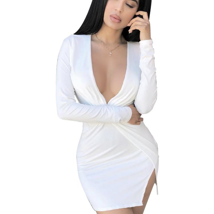 مخصص أحدث مثير ملهى ليلي ارتداءها شاطئ Playsuit أعلى فستان أسود للنساء