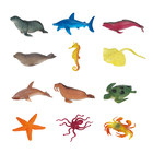 Animal Set Wholesale Factory Direct Sales Simulation Marine Animal Figure Set Toy