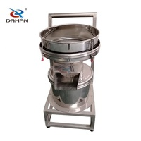 Xinxiang low price round filter sieve for granule,stainless steel vibrating sieve machine