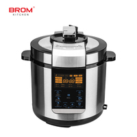 Kitchen Accessories Multicooker Multi Yogurt Portable Smart Slow Electrical Cooking Pot Cookware Rice Electric Pressure Cooker