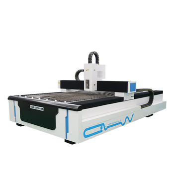 High efficiency 1000w carbon fiber laser cutting machine , fiber laser machine for steel , aluminum