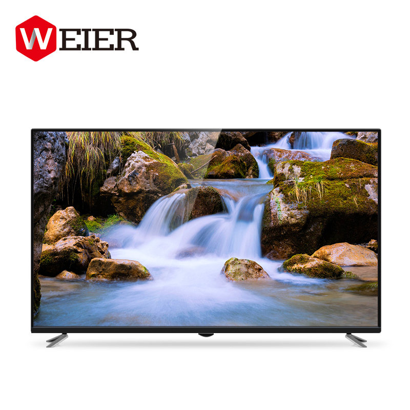Weier 24 inch 55 inch television 65 inch 4k smart led <strong>tv</strong> 32 inch 4k <strong>tv</strong>
