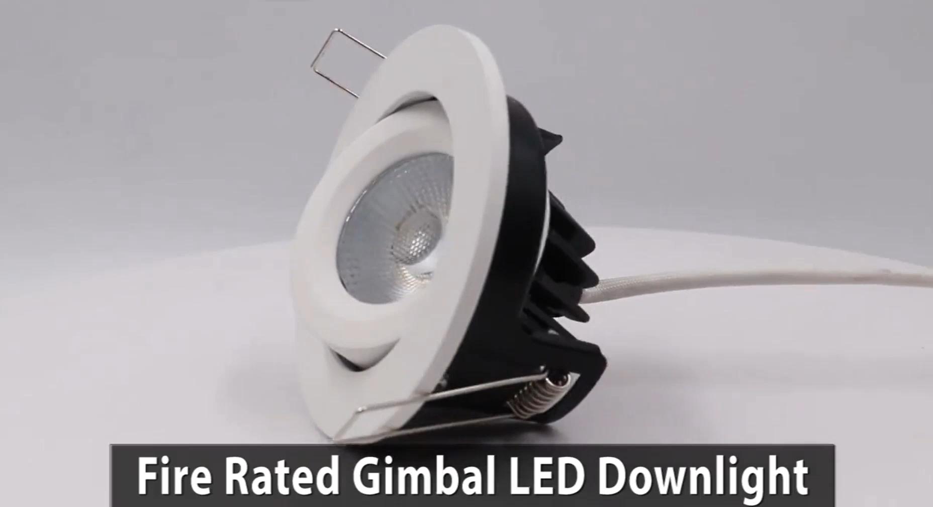 Gömme tavan renk değiştirme APP kontrolü WIFI bağlantılı LED ampul akıllı Downlight Alexa ses kontrolü Downlight