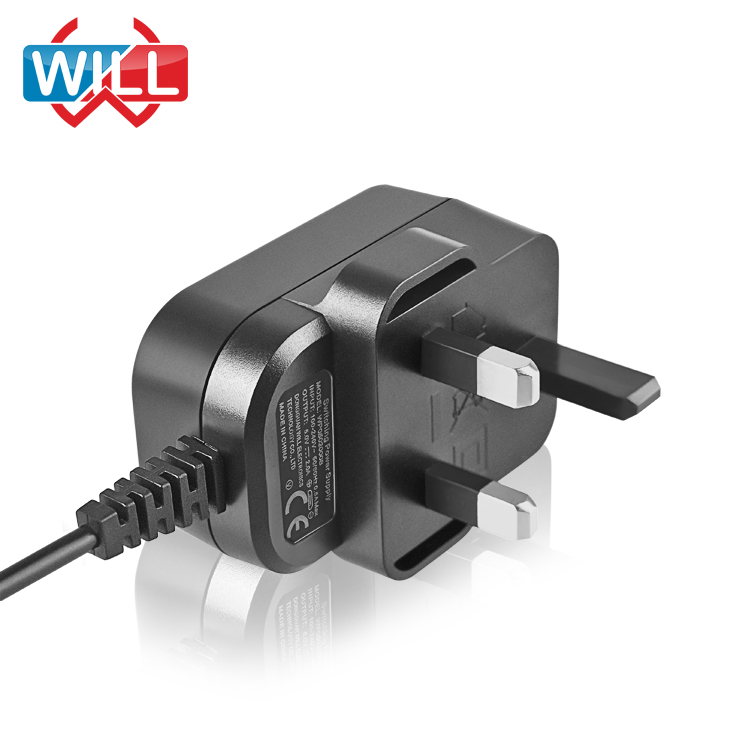 UK type 12V OEM ac 6v 9v 5v 0.5a 1a 1.5a 2a power อะแดปเตอร์ universal switching power supply