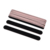 Double Sided 100 180  Grit Sandpaper Straight Nail File Professional