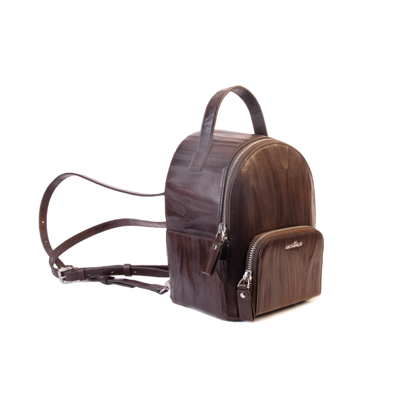 product-mochilas PU 2020 High Quality Vintage Leather Women Backpack Small Shoulder Bag Backpack Moc-1