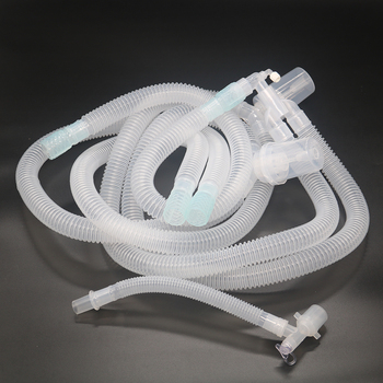 Adult / child disposable anesthesia ventilator breathing circuit