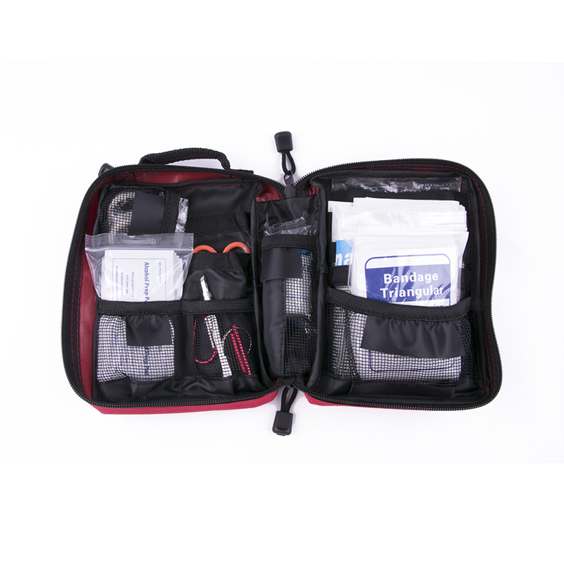 Promo customized polyester emergency car first aid kit