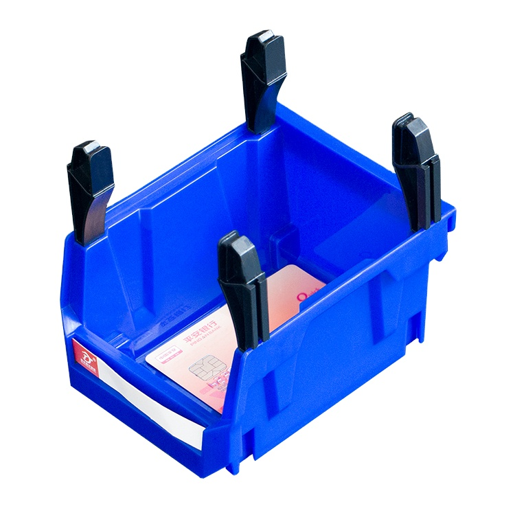 <strong>V1</strong> Open storage bins plastic stackable box wholesale storage boxes