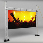 Outdoor Waterproof Led Screen Outdoor Led Screen Display New Unique Rocky 500x1000mm Cabinet Rental Outdoor IP65 Waterproof P3.91mm Led Screen Display