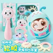 Игрушка-неваляшка для малышей 3-12 месяцев, развивающие игрушки для малышей, мигнет детей меньше, чем Weng большой костюм(Китай)