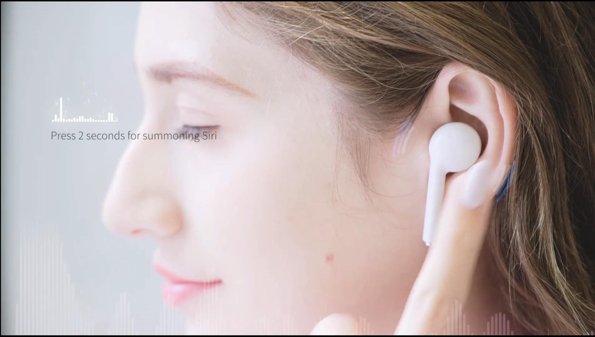 Enle-auriculares tws inalámbricos con bluetooth 5,0, marca oem, marca BJBJ 5,0, charol, en oferta, Amazon