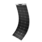 manufacture CE ISO certificated 22v 100 120 200 220 300 350 watt 150w flexible solar panel