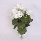 Wedding Decorative Flowers New Pattern Polychrome Begonia Artificial Realistic Decoration Flowers For Backdrop Wedding Or Cake