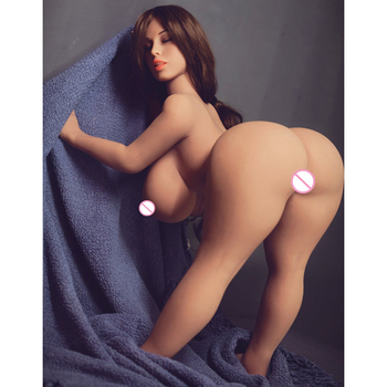 Big Boobs Fat Sex Doll TPE Metal Skeleton Love Dolls With H Cup Big Breasts Fat Ass Real Love Doll for Men Sex