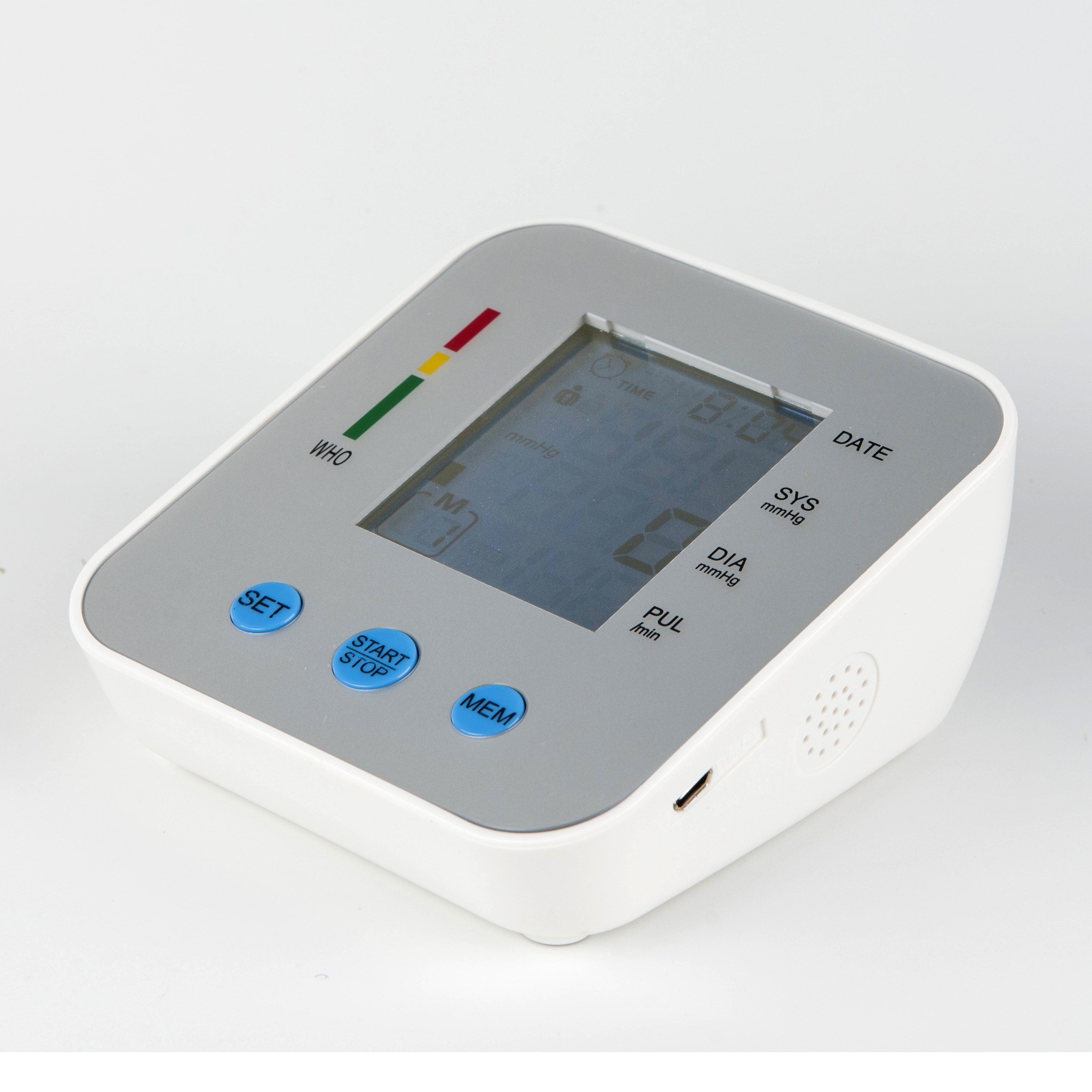2020 New products on china market easy to operate  wrist blood pressure monitor