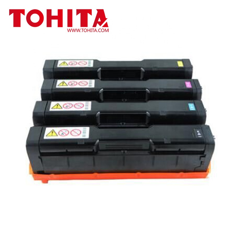 TOHITA Toner cartridge SPC250 voor ricoh Aficio SP C250 C250L C250SFL printer
