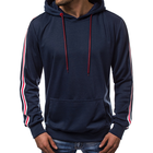 Sportswear Man Hoodies Manufacturer Wholesale Custom Quality White Compression Fitness Men Gym Hoodies