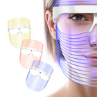 2020 professional skin care products face infrared photon blue red light therapy led electrical facial mask