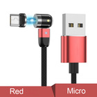 2m Mini 5A 360 180 8Pin 2M Mini Data Transfer Magnetic Usb Cable