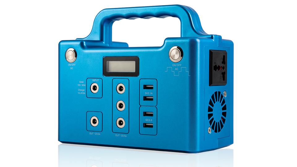 solar power station generator portable 172Wh 200W