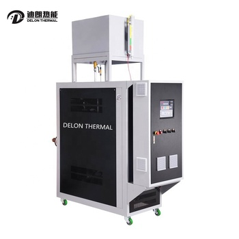 Economical Space Saving Electrical Thermal Oil Heater for Decomposition