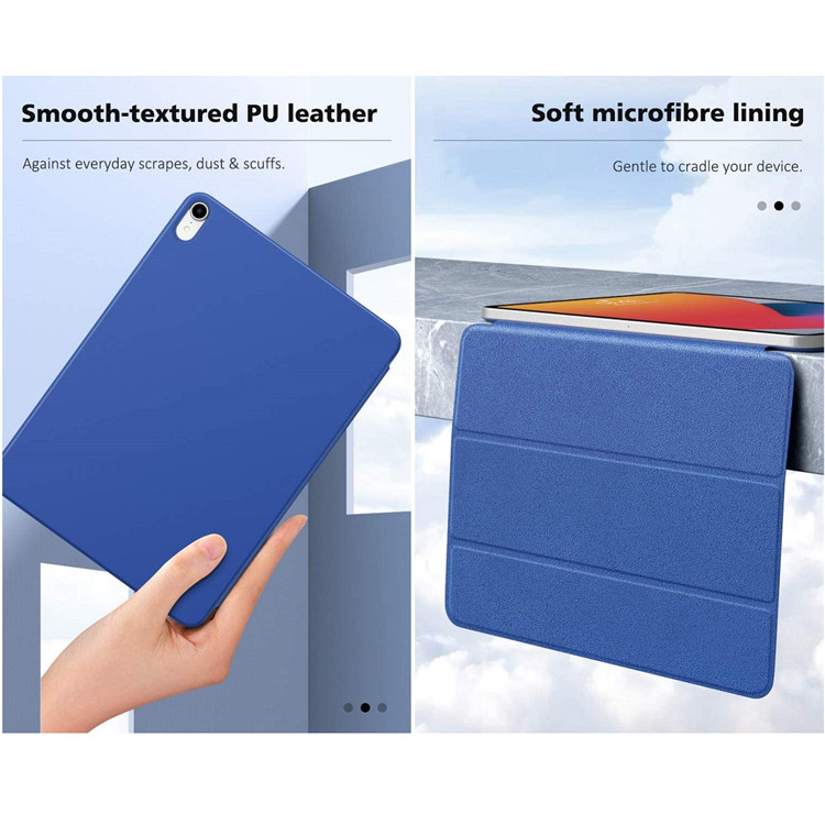 MoKo Luxury Slim Strong Magnetic Lightweight Smart Cover for iPad 10.9 2020/iPad Air 4 2020